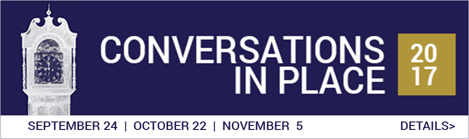 Conversations in Place 2017